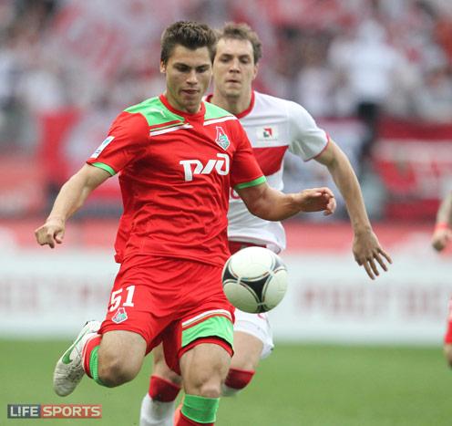 Экс-защитник «Локомотива» Беляев переходит в «Арсенал»