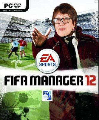 FIFA Manager 2012, Смородская, ФИФА менеджер
