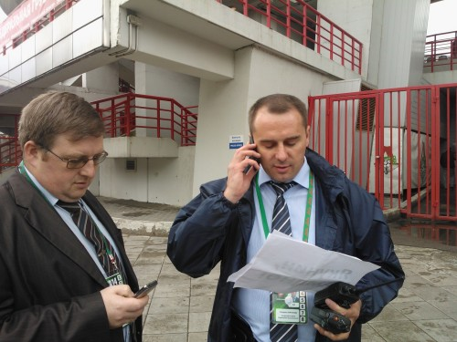 служба безопасности Ольги Юрьевны