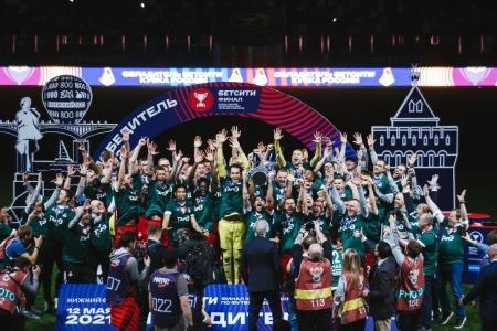 Московский Локомотив обыграл Крылья Советов в финале Кубка России