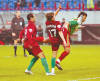 Родолфу в единоборстве с Гильмуллиным (матч с Рубином 17.03.2007 - 2:1)