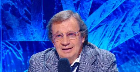 Наш любимый и заслуженный Юрий Павлович Сёмин принял участие в фигурнокатательном шоу «Ледниковый период», в роли члена жюри (с)