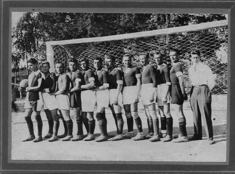 Одна из команд КОР_ 25.08.1929г.