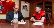 Официально: Антон Миранчук подписал новое соглашение с «Локо»