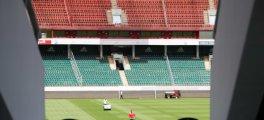 «Локомотив» обновил стадион за 2 млн евро. Стало намного красивее и приятнее